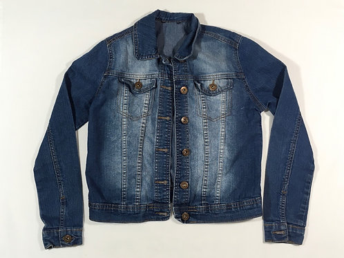George 9-10 years Denim Jacket (slight fabric flaw)