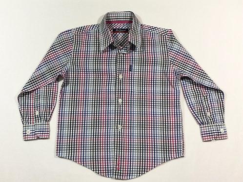 Ben Sherman 3-4 years Long Sleeve Check Shirt