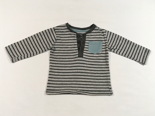 George 3-6 months Long Sleeve Top