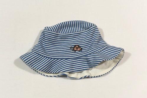 M&S 0-3 months Striped Sun Hat