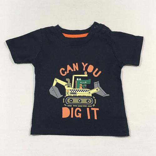 Primark 6-9 months Dinosaur T-shirt