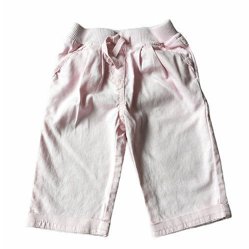 Mothercare 6-9 months Pink Trousers