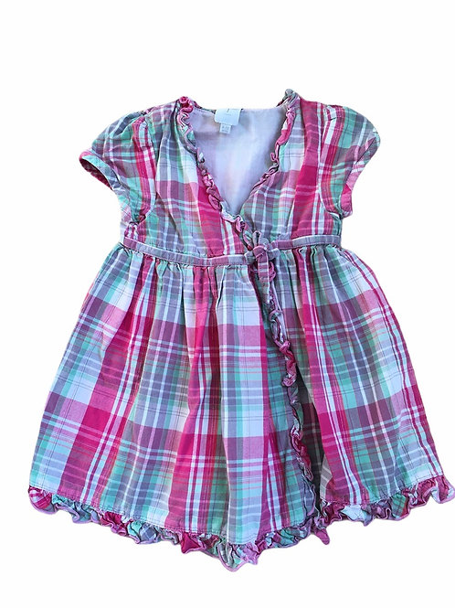Jasper Conran 9-12 months Check Dress