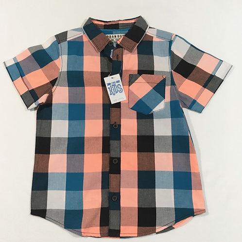 Matalan 7 years Check Shirt - BRAND NEW