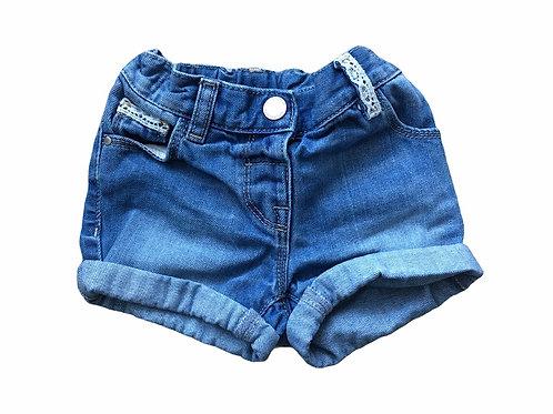 Next 12-18 months Denim Shorts