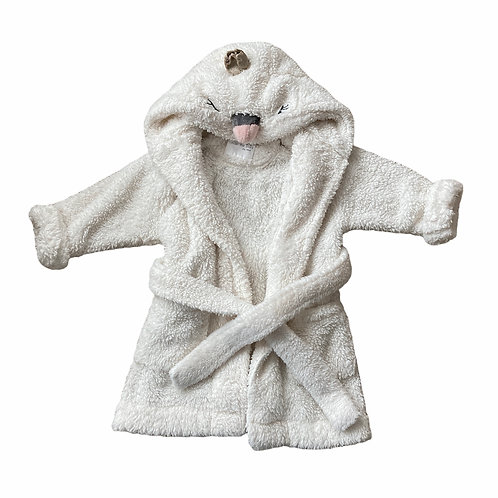 Next 2-3 years Sparkly Swan Dressing Gown