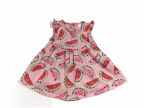 Next Up to 1 month Watermelon Dress