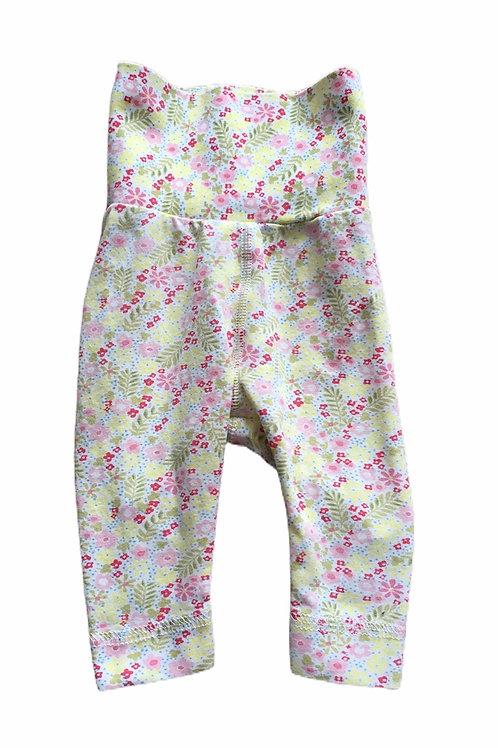 H&M 0-1 months Floral Leggings