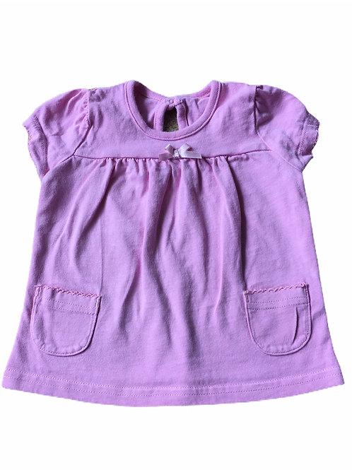 George 3-6 months Pink T-Shirt