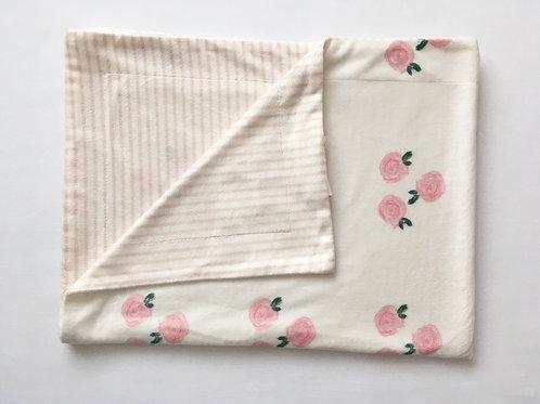 Lila & Jack Reversible Fleece Blanket 100x76cm