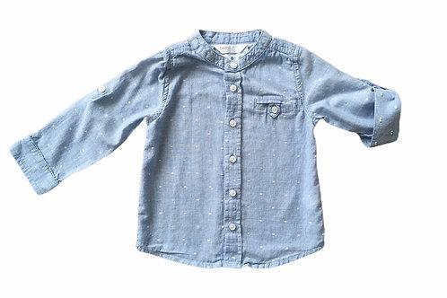 M&Co. 12-18 months Pin Stripe Shirt