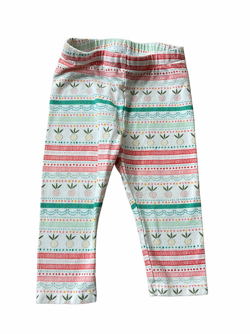 H&M 6-9 months Patterned Leggings