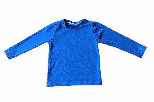 M&S 18-24 months Blue Long Sleeve Top