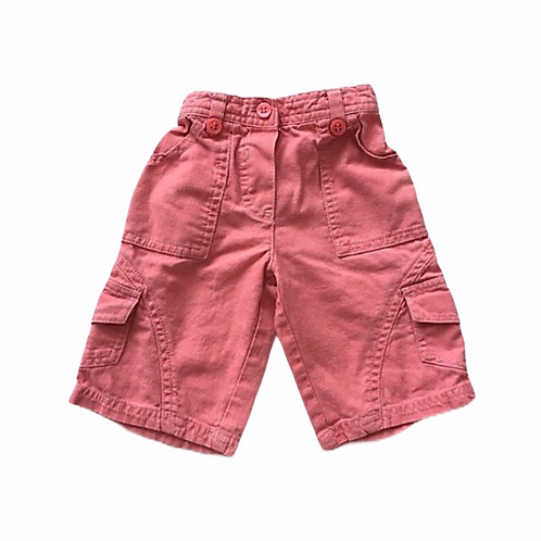 Mothercare 0-3 months Pink Lightweight Trousers