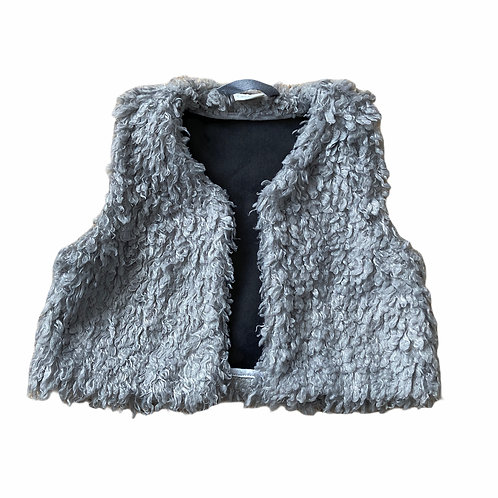 Next 2-3 years Grey Fur Gilet