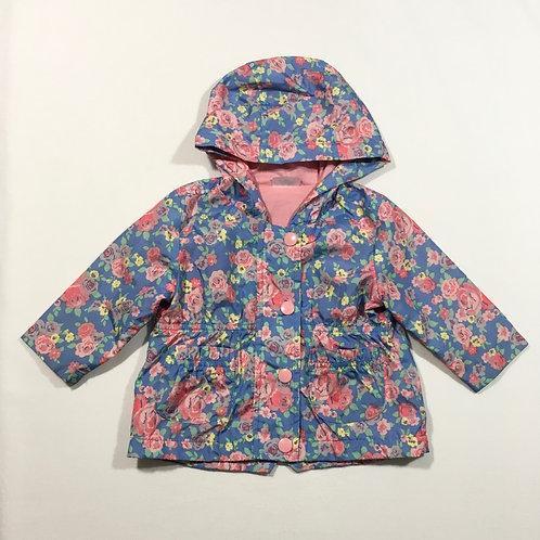 F&F 3-6 months Floral Lightweight Coat
