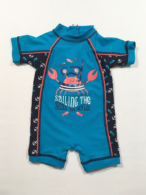 Matalan 3-6 months All-in-one Swimsuit