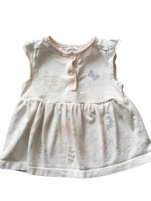 TU 9-12 months Jemima Puddle Duck Top