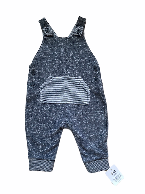 George 0-3 months Dungarees - BRAND NEW