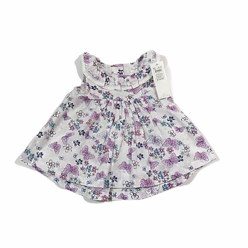 M&Co. Newborn Floral and Butterfly Dress - BRAND NEW