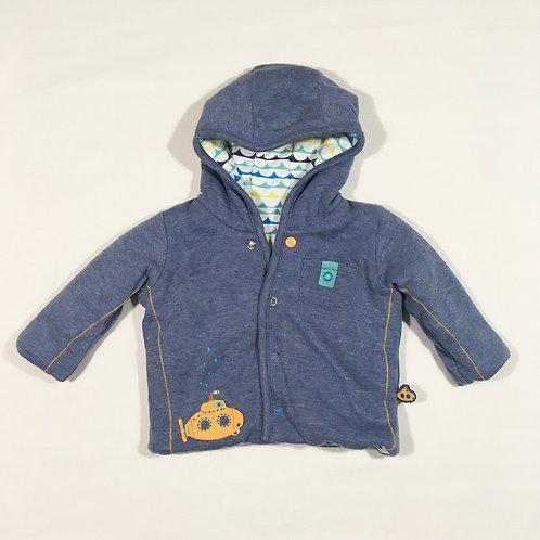 M&S Newborn Padded Coat with Hood