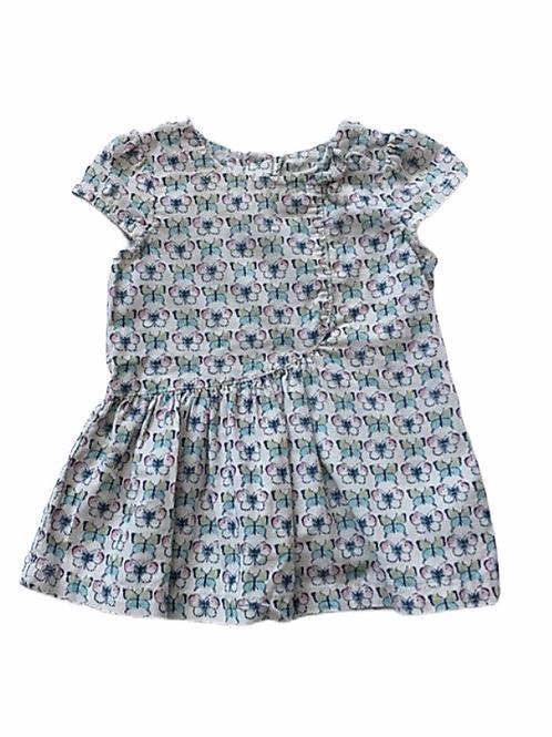 Next 0-3 months Butterfly Dress