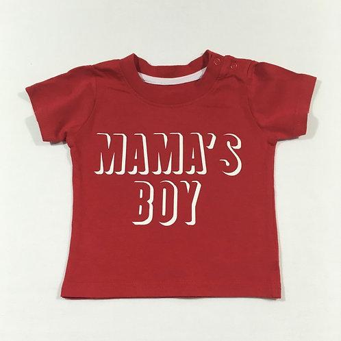 Primark 6-9 months 'Mama's Boy' T-shirt