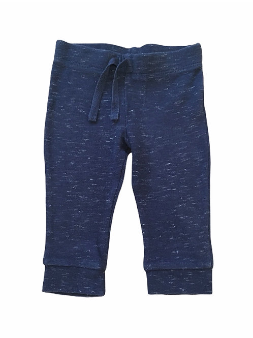 F&F 3-6 months Navy Joggers