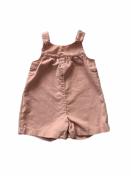 TU 3-6 months Cord Dungarees