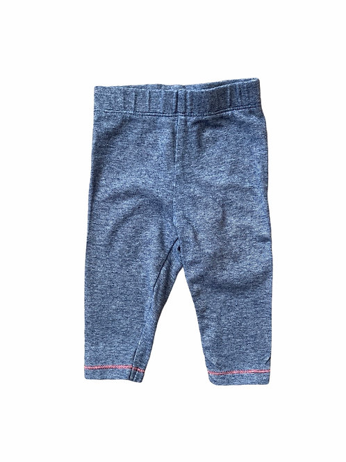 F&F Up to 3 months Blue Leggings