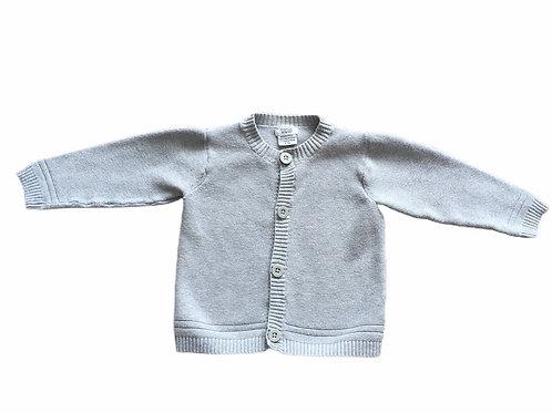 Mamas & Papas 6-9 months Grey Cardigan