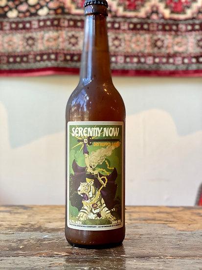 Serenity Now Dry Hopped Saison 500 ML Bottle