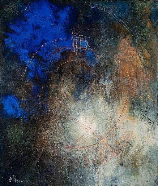 Beate Hanek Malerei – Tepe Gauran