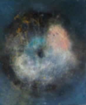 Beate Hanek Malerei – Momentum 01