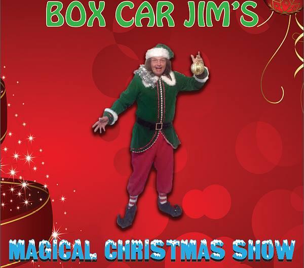christmas show ad