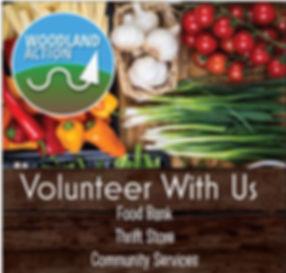 Volunteer, Community Service, Woodland Wa