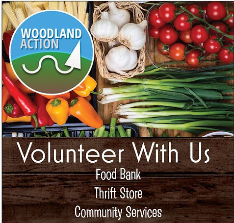 Volunteer, Community Service, Woodland Wa