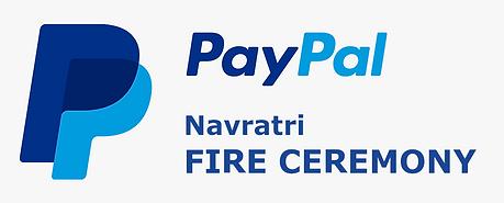 Sponsor Navratri Fire Ceremony