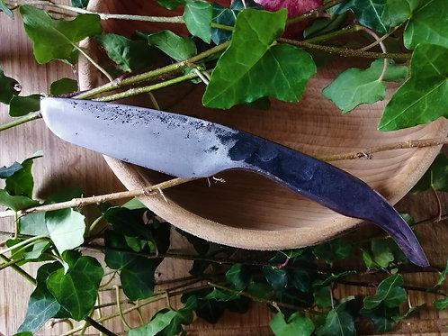 Couteau forgé à la main  - VENDU -