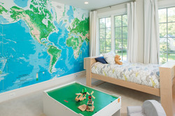Stonington Road Children's bedroom