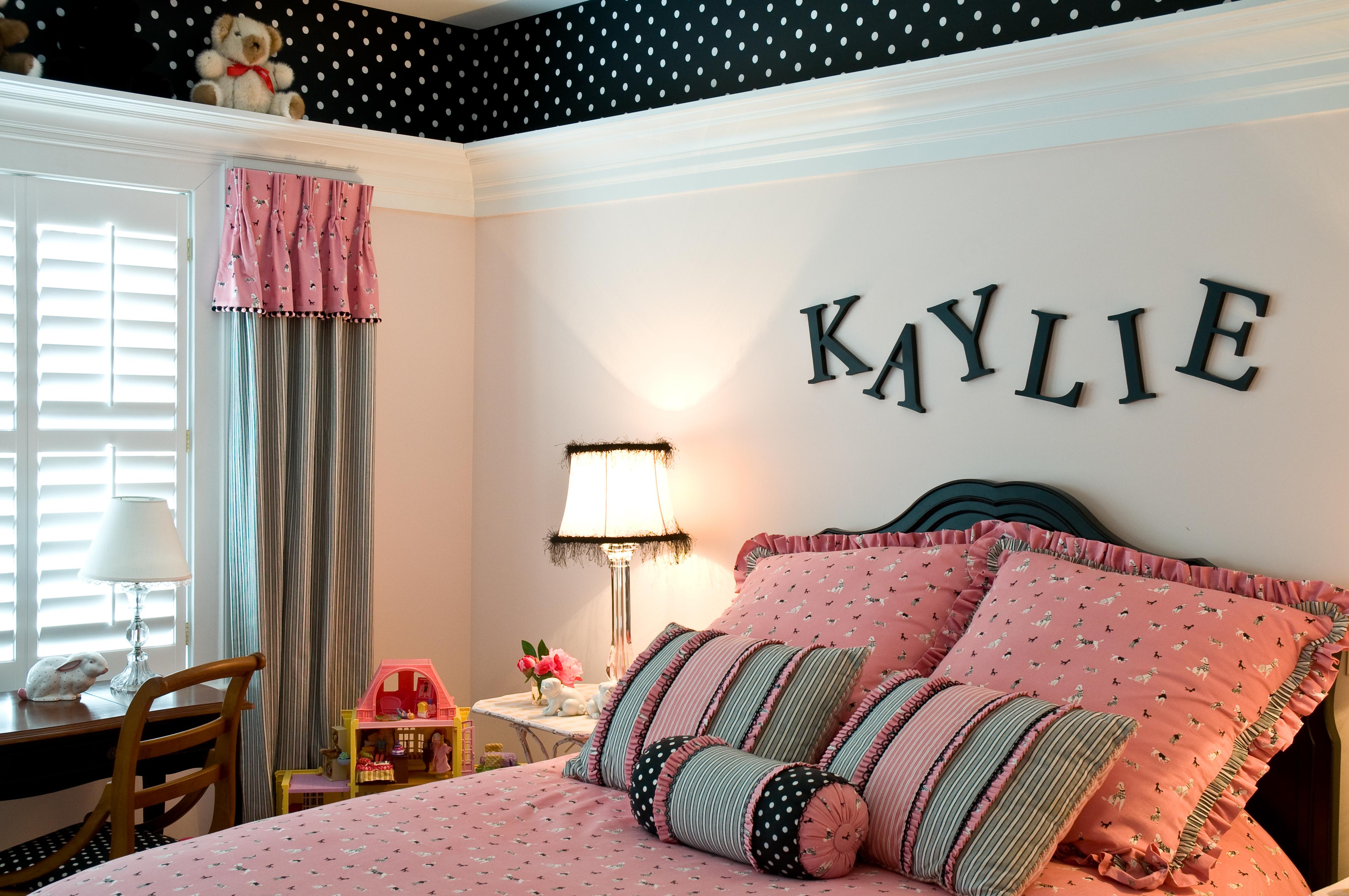Ballshill Road Kid's Bedroom