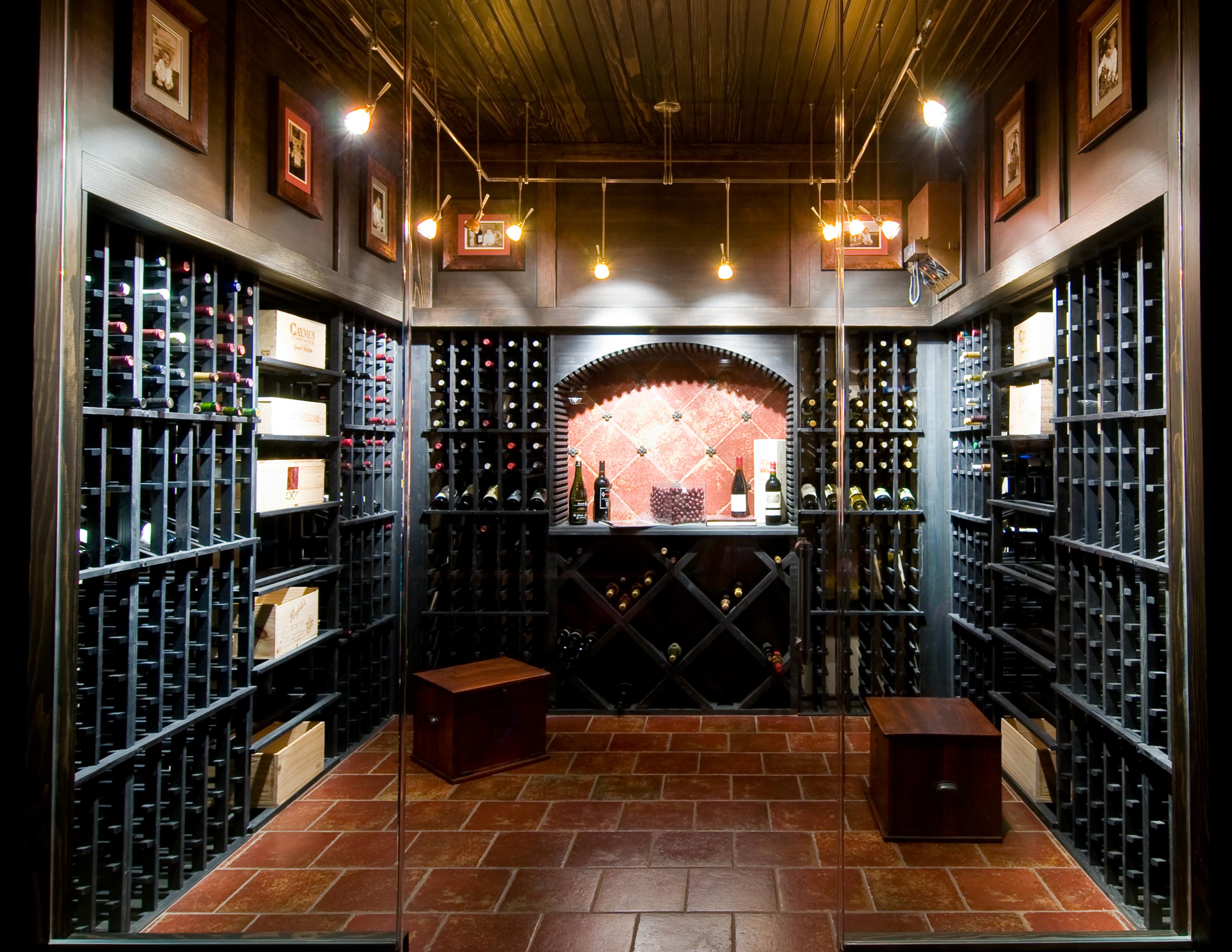 Ballshill Road Wine Cellar