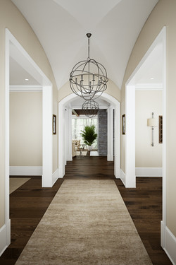 Turkey Run Entryway