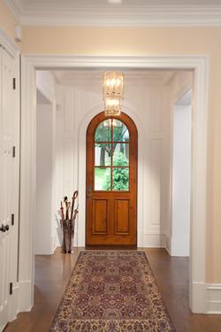 Virginia Avenue Front Door