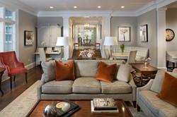 Virginia Avenue Living Space
