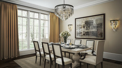 Turkey Run Formal Dining Room