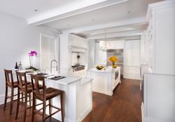 Virginia Avenue Open Kitchen