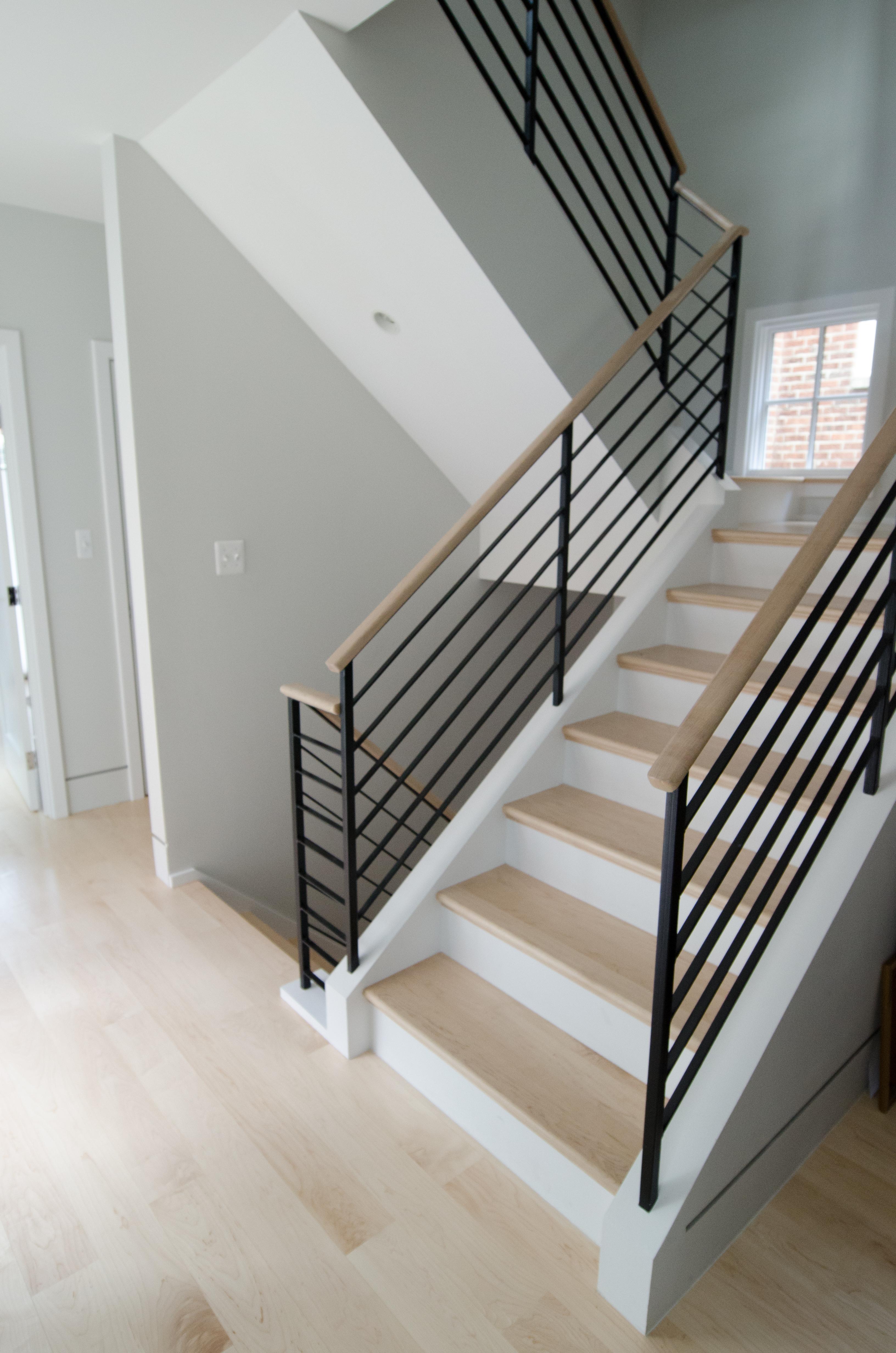 Pitt Street Modern Staircase