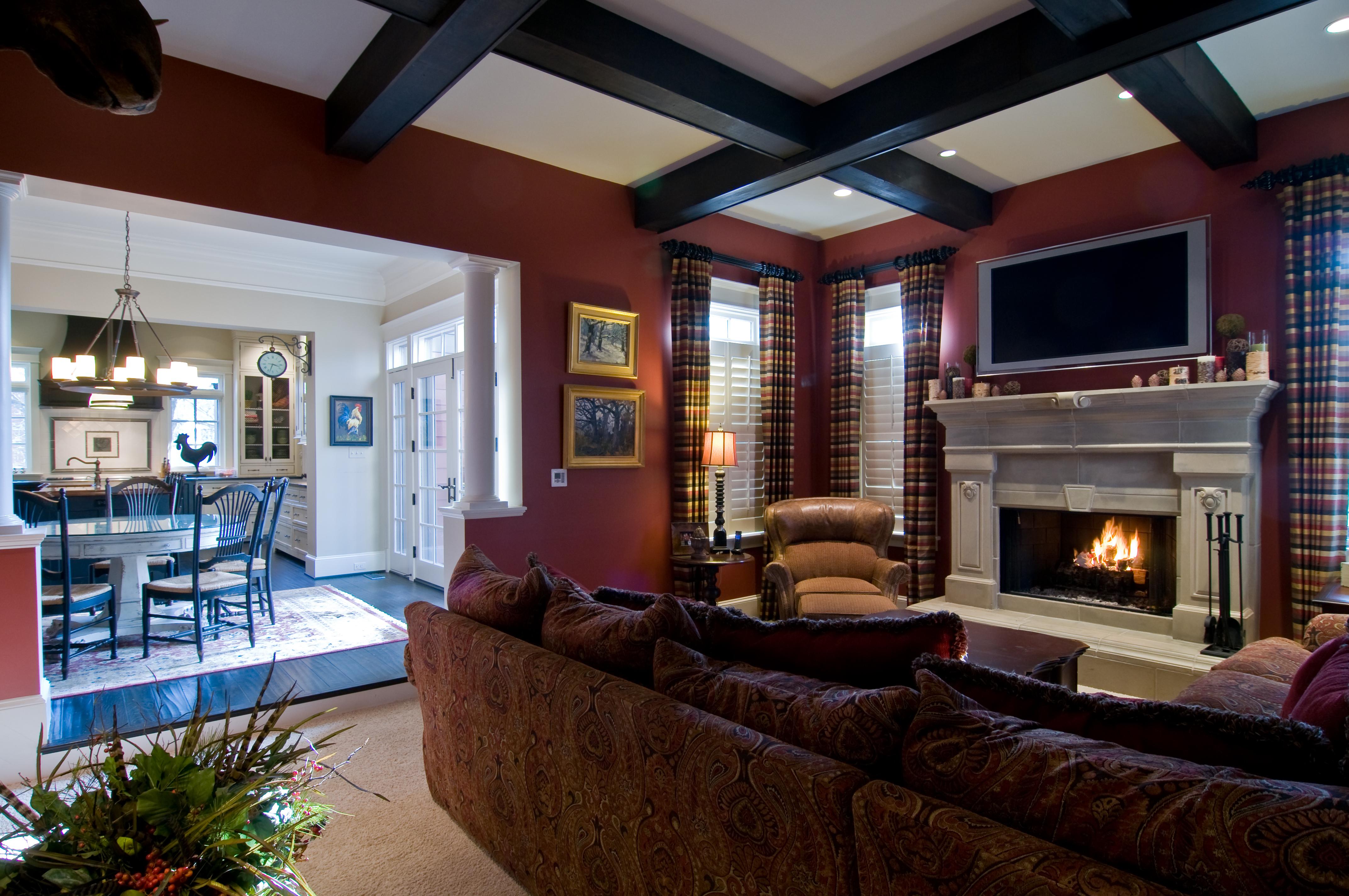 Ballshill Road Living Room