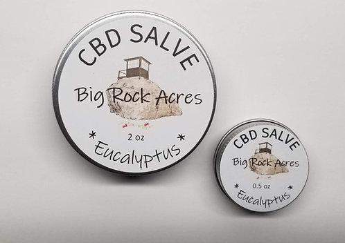 CBD infused Eucalyptus Salve